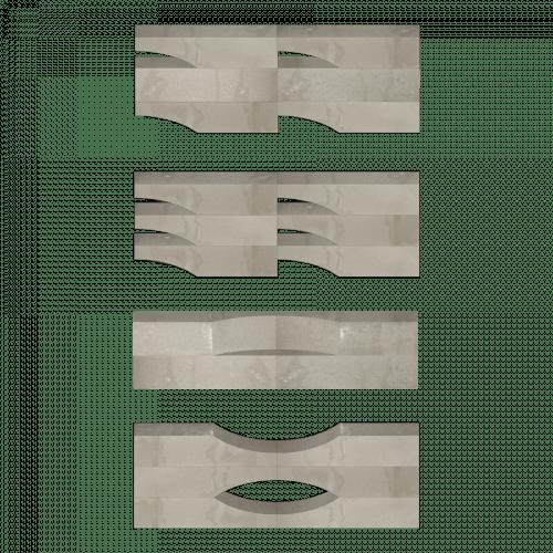 7000425 linia wave graniet