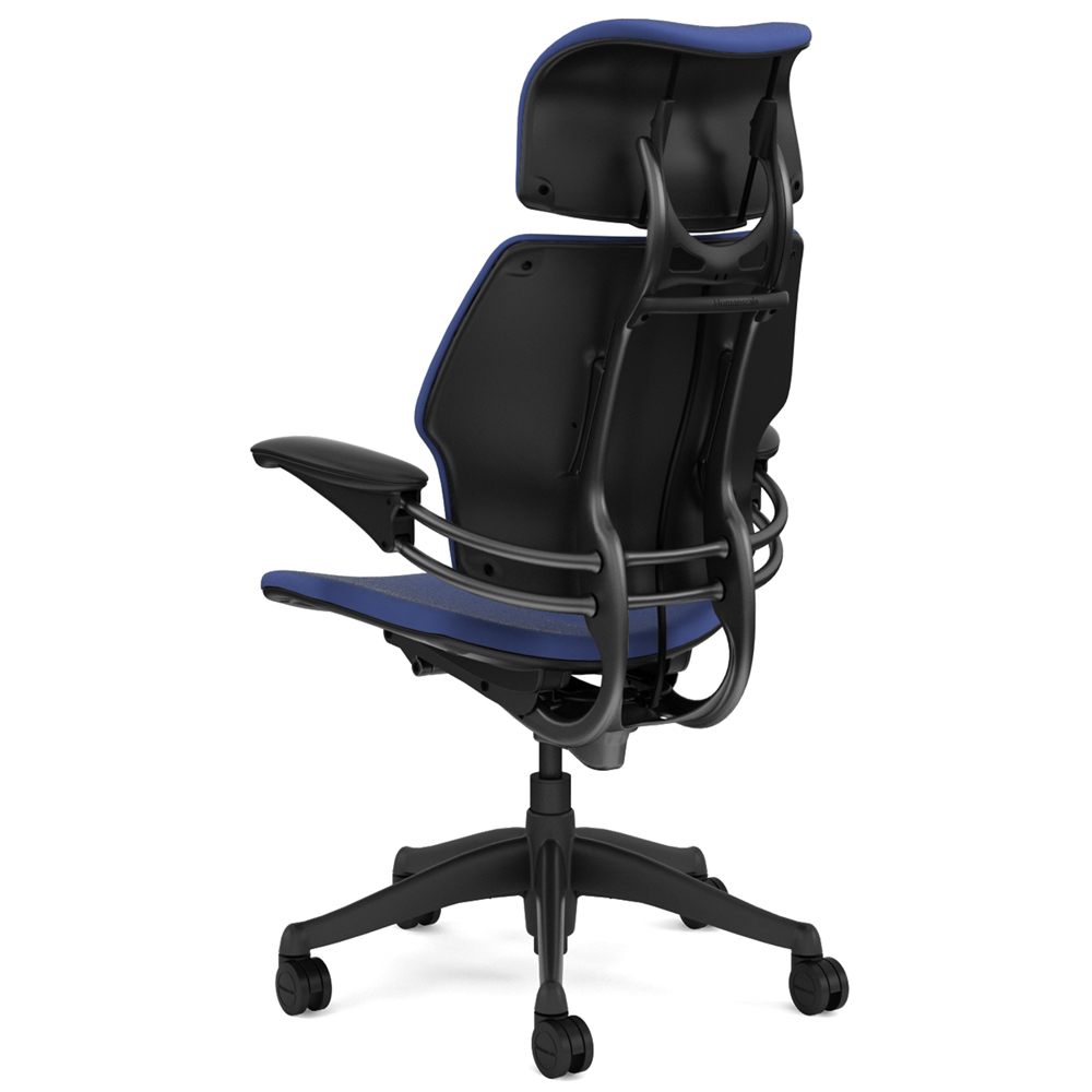 freedom task chair with headrest white resin chairs f211 standard duron arms dbi 5