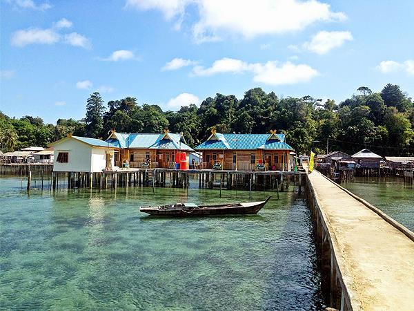 Abang Island Batam Zest Hotel Harbour Bay Batam