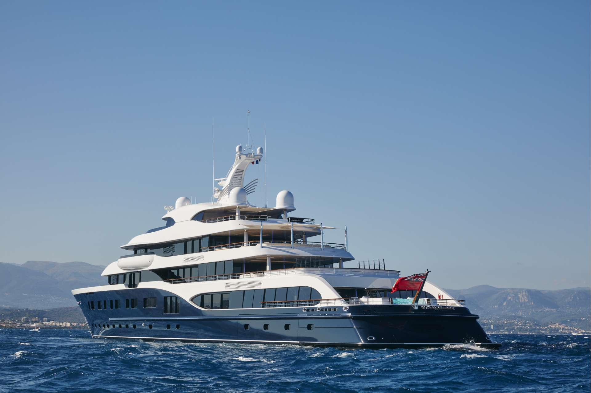 Symphony Feadship Royal Dutch Shipyards