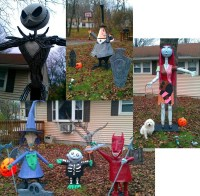 12 Epic Halloween Home Decorations - Nightmare Before ...