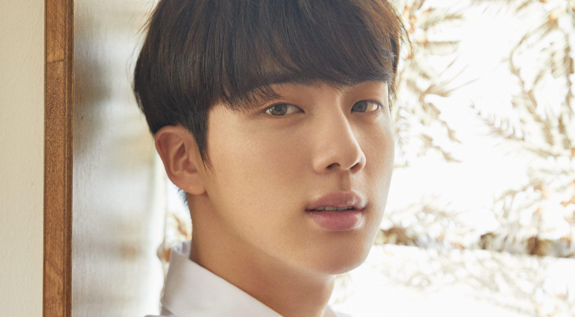 BTS Jin Profile