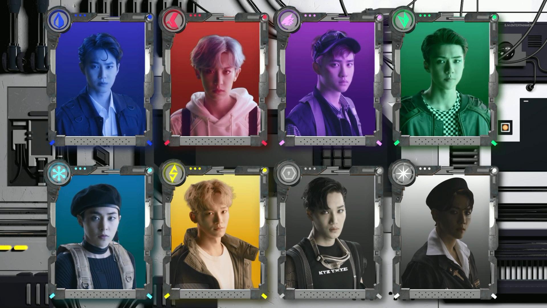 Cosmic Girls Secret Wallpaper Exo Power Who S Who K Pop Database Dbkpop Com