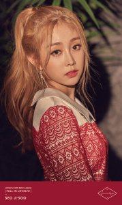 Fall In Lovelyz Jisoo