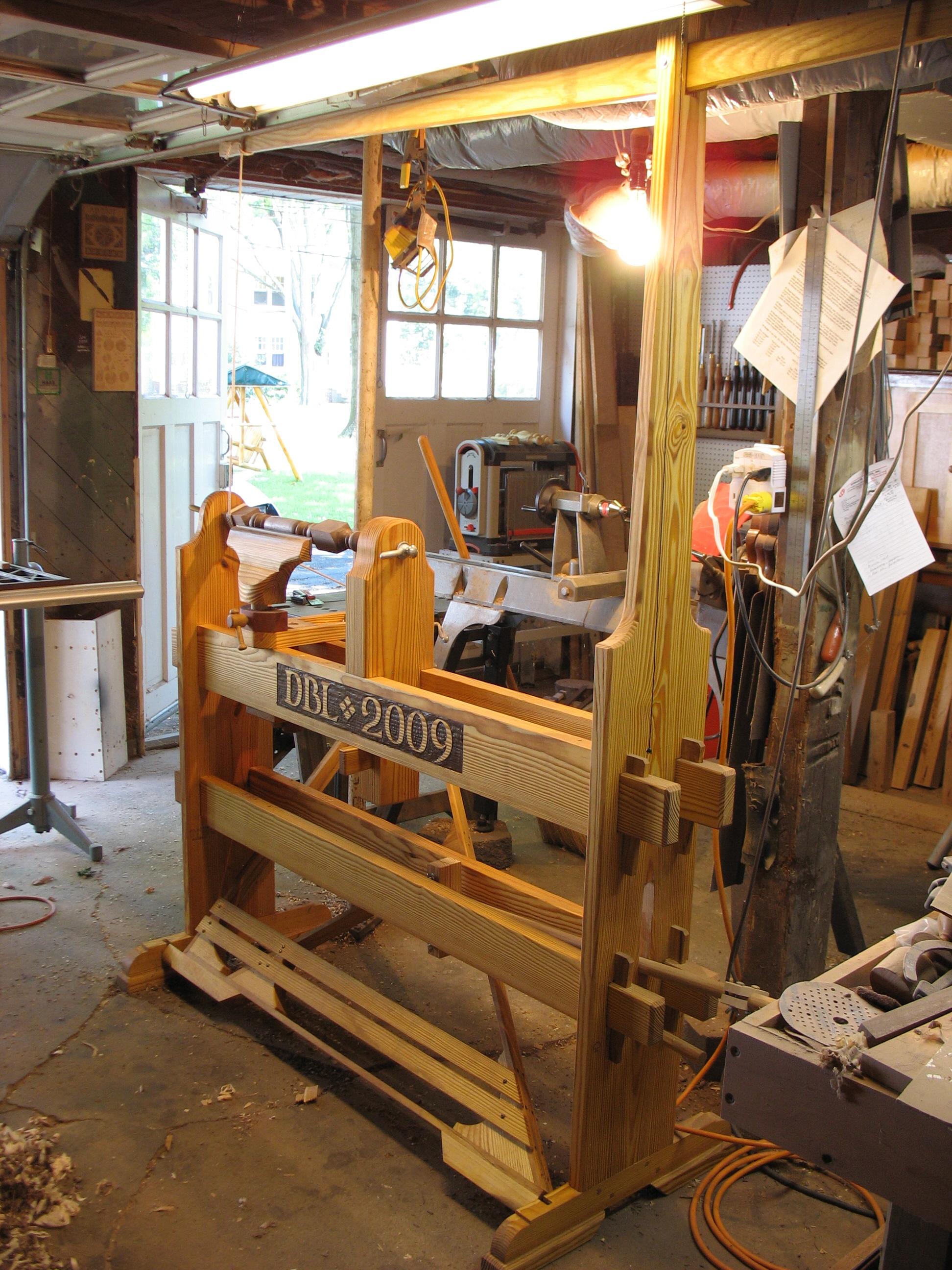 PDF Plans Treadle Lathe Plans Download How To Build Wooden