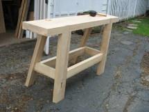 DIY Portable Workbench Plans
