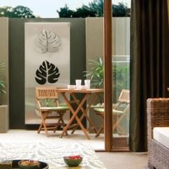 Kitchen Wall Murals Mexican Backsplash Tiles Modern Courtyard Ideas