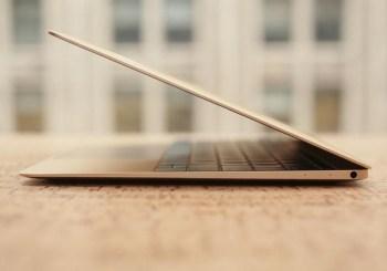 Promo 2016 sur le MacBook Gold