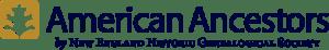 Logo for AmericanAncestors.org NEHGS