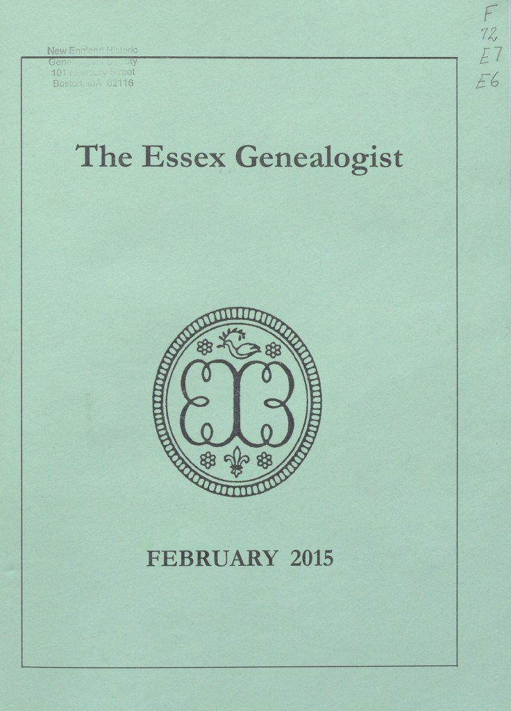 Image of the cover page