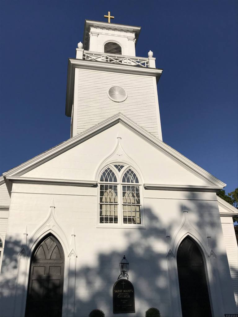 Phtograph of Church
