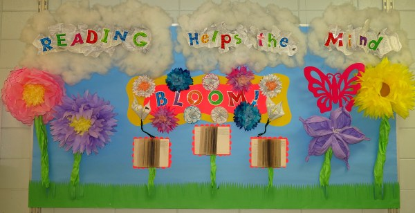 20 Spring Reading Bulletin Board Ideas Preschool Pictures And Ideas