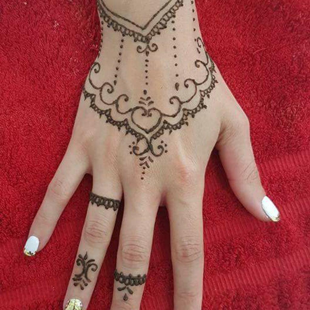 Cumpleaños Tatuajes De Henna Y Boda Hidú Santa Cruz De Tenerife