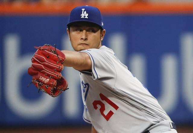 Free MLB playoffs pick on Yu Darvish and the LA Dodgers