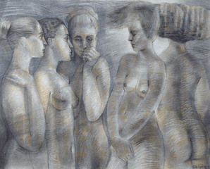 Girls With Secrets, Otto Aguilar