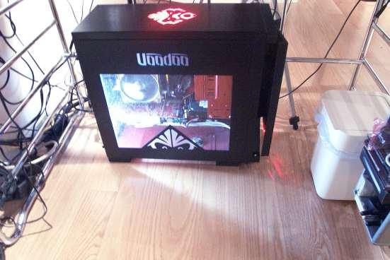 AMD Gaming Machine