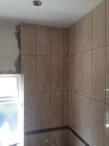 Bathroom Tiling