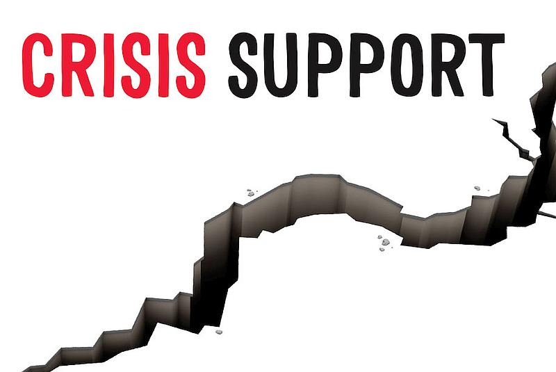 Crisis Support-6 Steps to Helping Someone in a Crisis