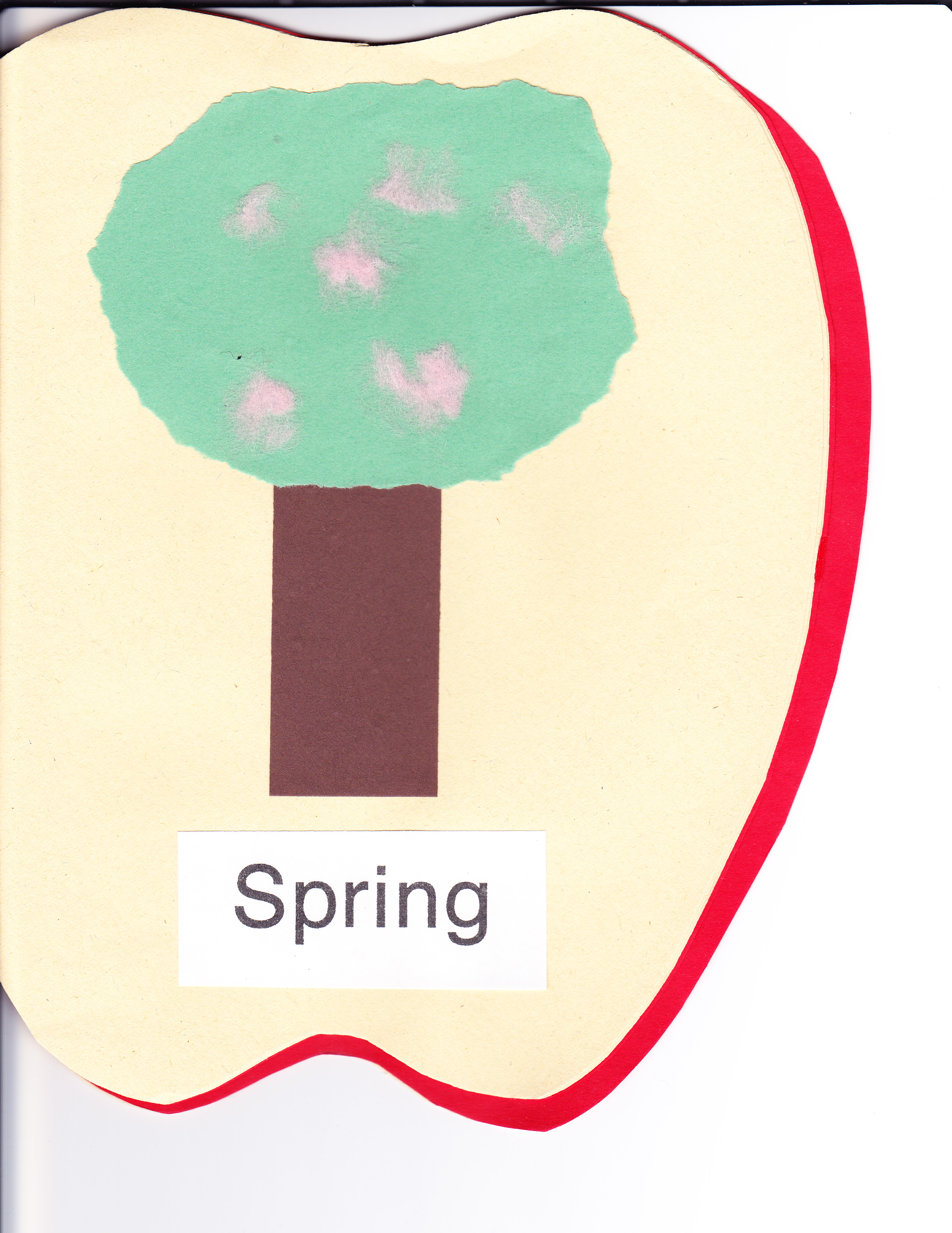 Homeschool Parent The Seasons Of Arnold S Apple Tree Lesson Plan