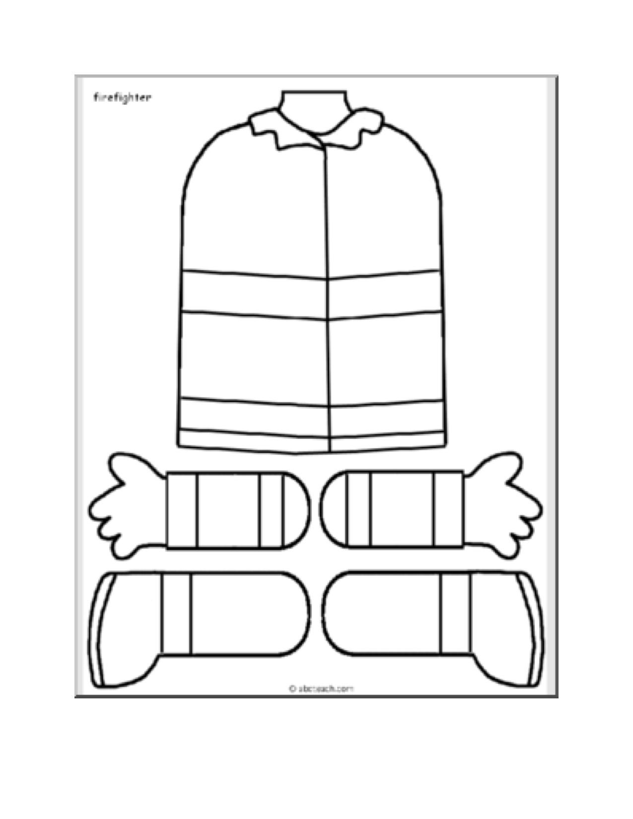 Paper Bag Puppets Patterns