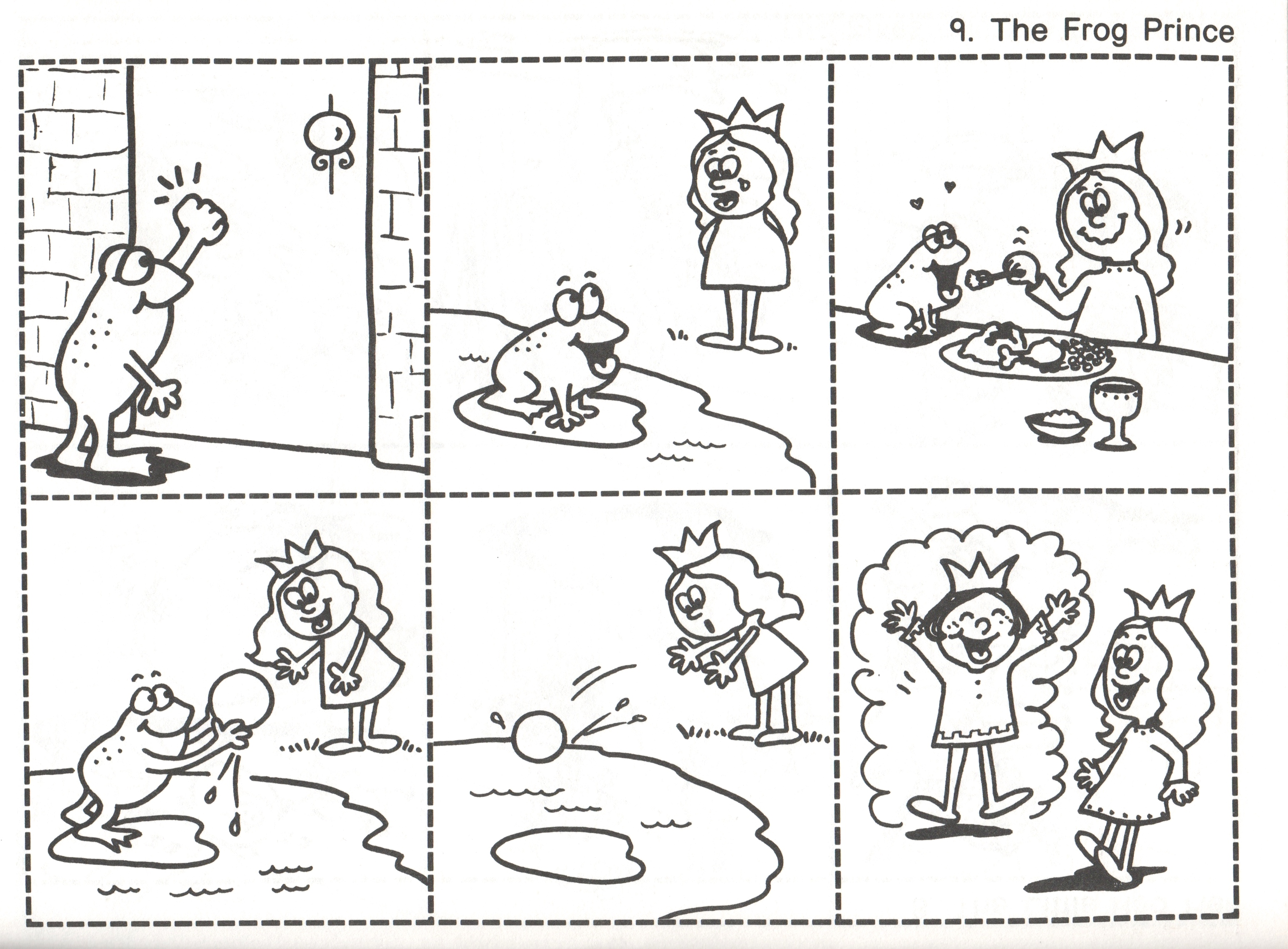 9 Frog Prince