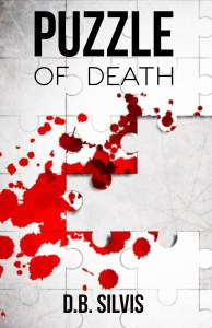 Puzzle of Death by D.B. Silvis