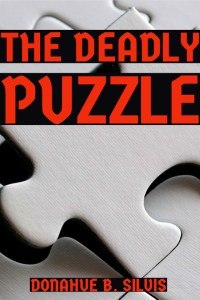 The Deadly Puzzle Cover
