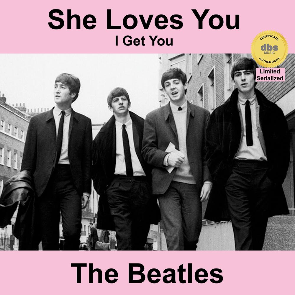 She Loves You - I'll Get You