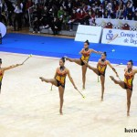 Conjunto Primera Categoría. 5 Mazas (C.G.R. Málaga)