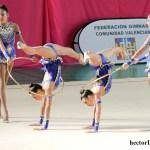 Conjunto Junior. 5 Aros (C.G.R. Xirivella)