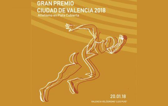 GP Atletismo Pista Ciudad Valencia '18