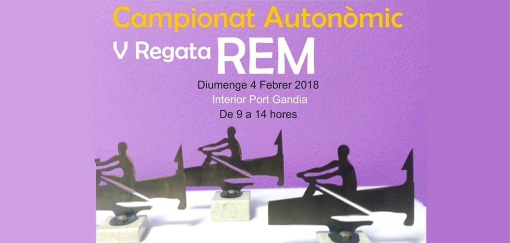 V Campeonato Autonómico de remo