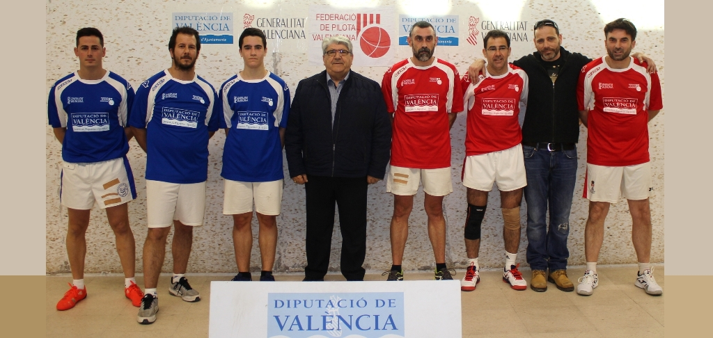 Perales, Alex y Carlos, Campeones Autonómicos Individuales de Raspall