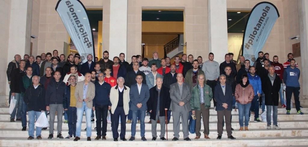Pilota Valenciana 'Trofeu Diputació d'Alacant'
