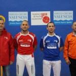 Finales del Cuatro y Medio III Trofeo Diputación de Valencia.