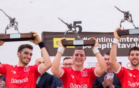 Final de Raspall Trofeo Diputació.