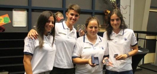 MVP para Ana Belén y Mar Giménez.