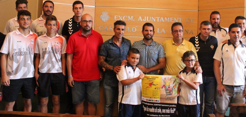 IV torneo pretemporada futbol provincial de Castellon