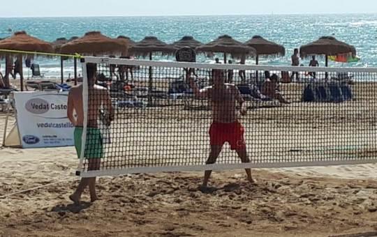 Beach Tennis Benicassim