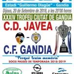 Trofeo Ciudad de Gandía.
