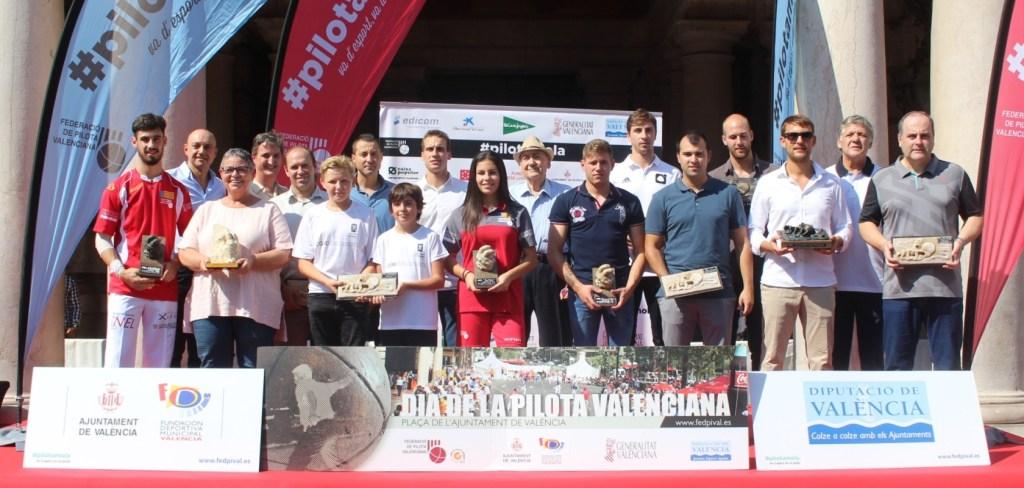 XXVII Premios Federación Pelota Valenciana.