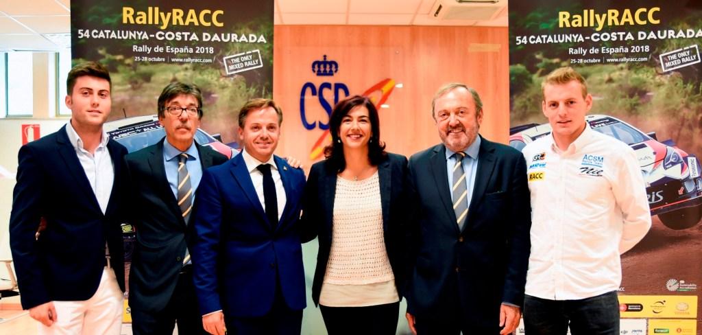 Rally de Cataluña - Costa Dorada