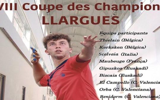 VIII Coupe des Champions de Pelota a Mano.
