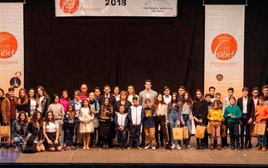XV Gala del Deporte de Picassent.