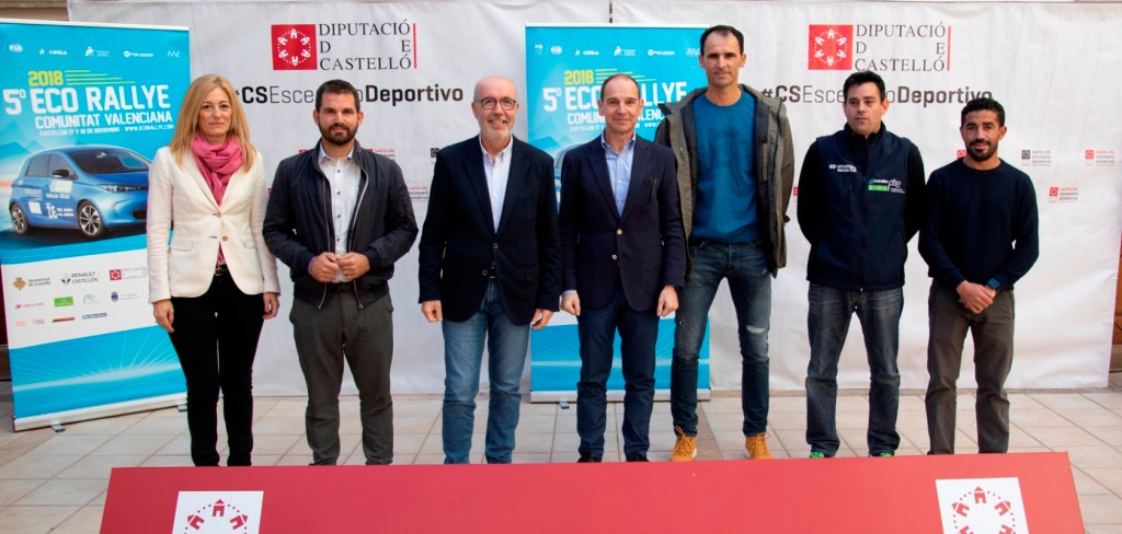 V EcoRallye Comunitat Valenciana