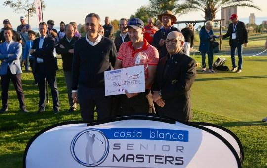 Costa Blanca Benidorm Senior Master