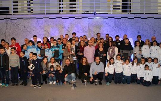 III Gala de l'Esport Local de Borriana.