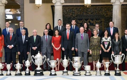 Premios Nacionales del Deporte 2017