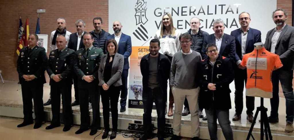 III Vuelta Comunidad Valenciana Féminas.