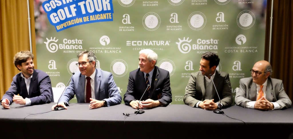 Circuito Costa Blanca Golf Tour.